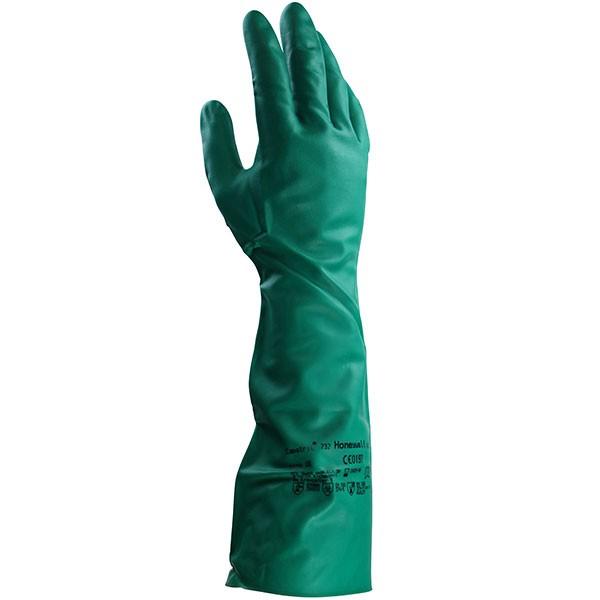 KCL Chemikalienschutzhandschuhe Camatril Velours 732 Gr. 8