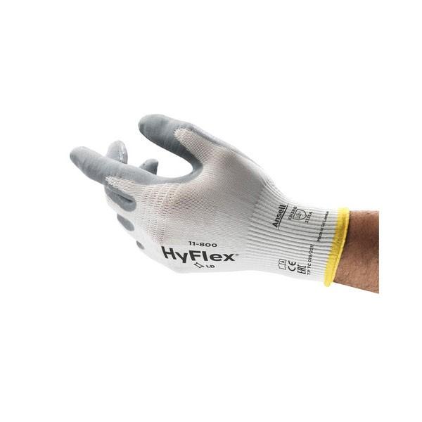 Ansell Mechanikschutzhandschuh HyFlex Foam 11-800 Gr. 8