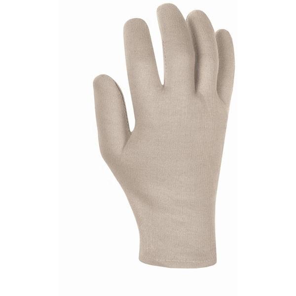 Baumwolltrikot-Handschuhe 1700 Gr. 10