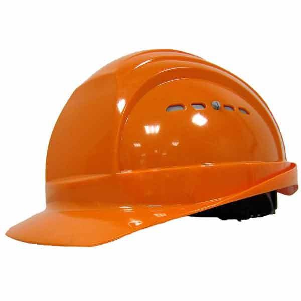 Schutzhelm Euroguard 4 orange