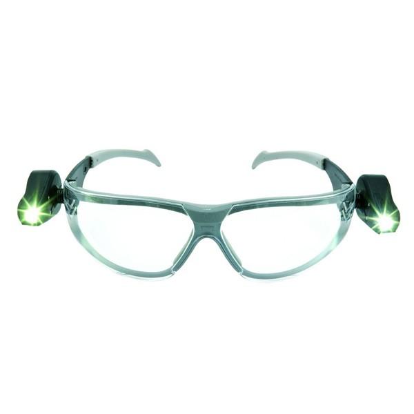 3M Peltor Schutzbrille LED Light Vision