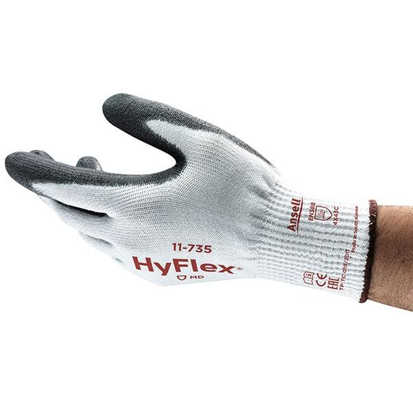 Ansell Hyflex 11-735 Schnittschutzhandschuh