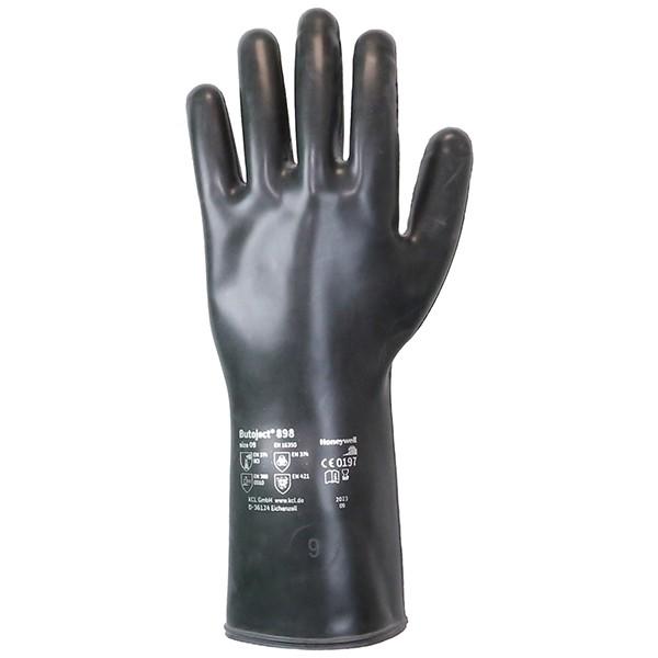 Gr schwarz 10 KCL Handschuh Butoject 898