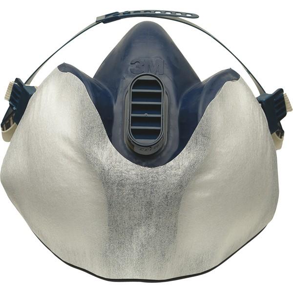 3M Schutzvlies 400 für Halbmasken Serie 4000