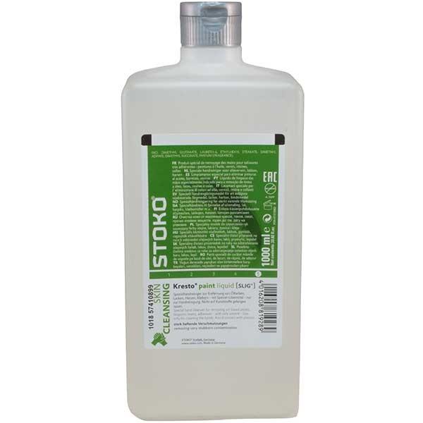 Kresto® paint liquid Spezial-Handreiniger gegen