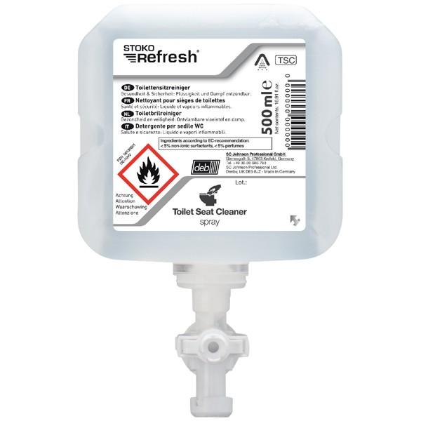 Refresh Toilet Seat Cleaner - Spray (TSC), 500 ml