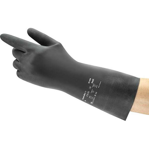 Ansell AlphaTec Neotop 29-500, schwarz, Gr. 10