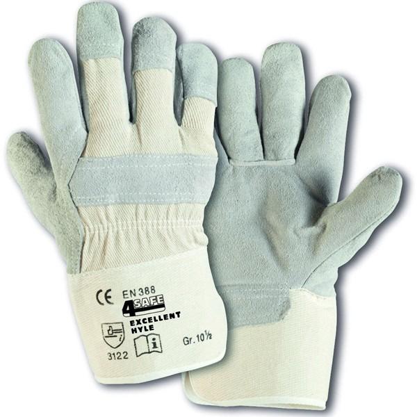 5-Fingerhandschuhe Universal   Gr. 10,5