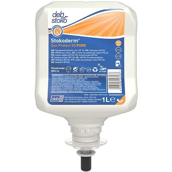 DSS Stokoderm Sonnenschutzlotion Sun Protect 50