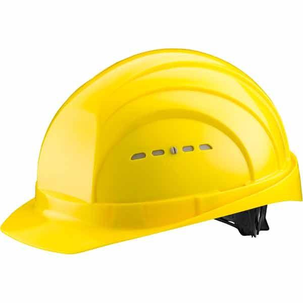 Schutzhelm Euroguard 4 gelb