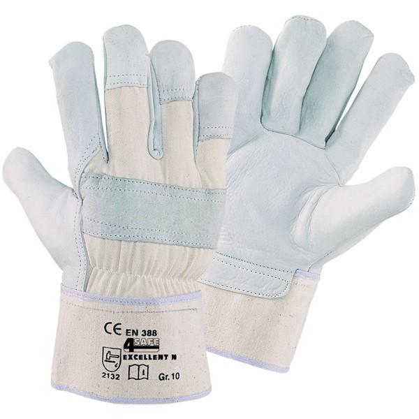 Rindvollleder Handschuh  Gr. 9