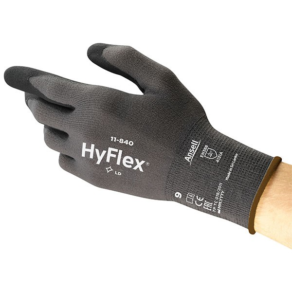 Ansell HyFlex® 11-840 Mechanikschutzhandschuh