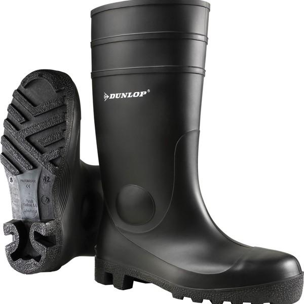 Dunlop Sicherheitsstiefel Protomastor full safety schwarz, Gr. 36