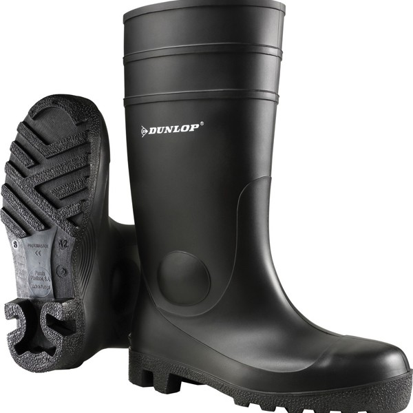 Dunlop Sicherheitsstiefel Protomastor full safety schwarz, Gr. 42