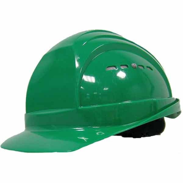 Schutzhelm Euroguard 4 grün