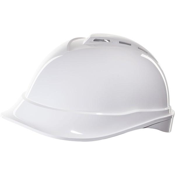 MSA Schutzhelm V-Gard 200 weiß