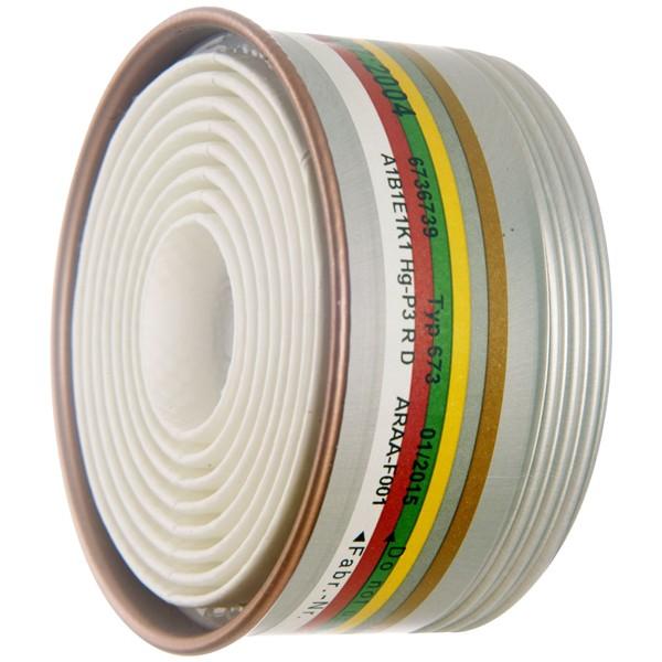 Dräger-Kombinationsfilter 990 A1B1E1K1