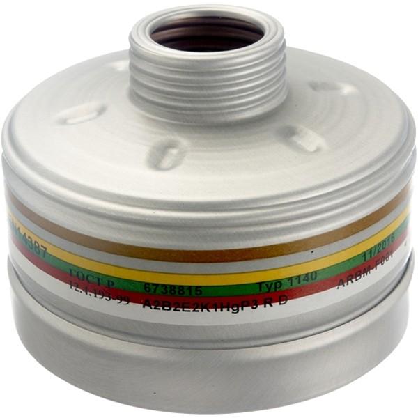 Dräger-Kombinationsfilter 1140 A2B2E2K1