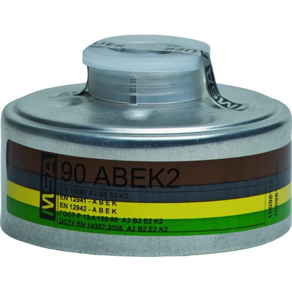 MSA Gasfilter 90 ABEK2