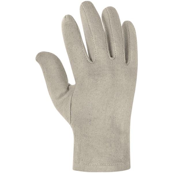 Baumwolljersey-Handschuhe Gr.10  Männergröße