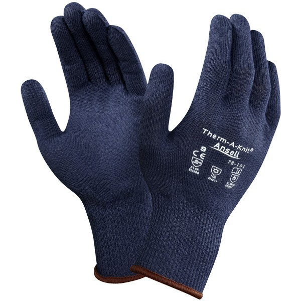 Ansell Mechanikschutzhandschuh Therm-A-Knit 78-101 Gr. 9