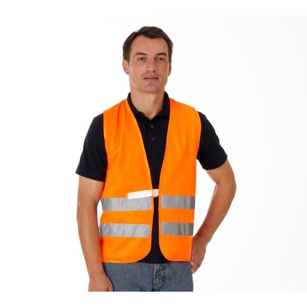 Watex Polyester-Warnweste