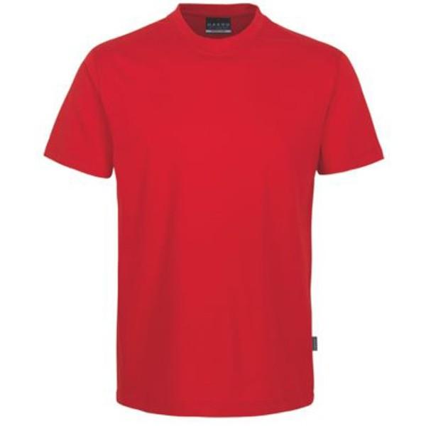 Hakro T-Shirt Classic 292 rot kurzarm