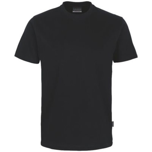 Hakro T-Shirt Classic 292 schwarz kurzarm