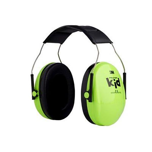 3M PELTOR Gehörschützer - Kid Neon Green