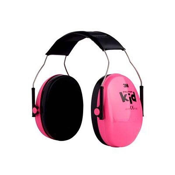 3M PELTOR Gehörschützer - Kid Neon Pink