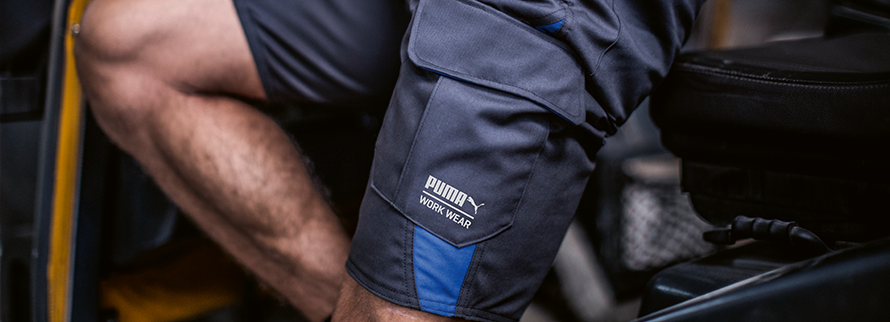 Puma Workwear bei idealsafety