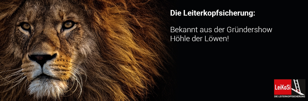 Leikosi bei Höhle der Löwen