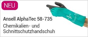 Neu: Ansell AlphaTec 58-735